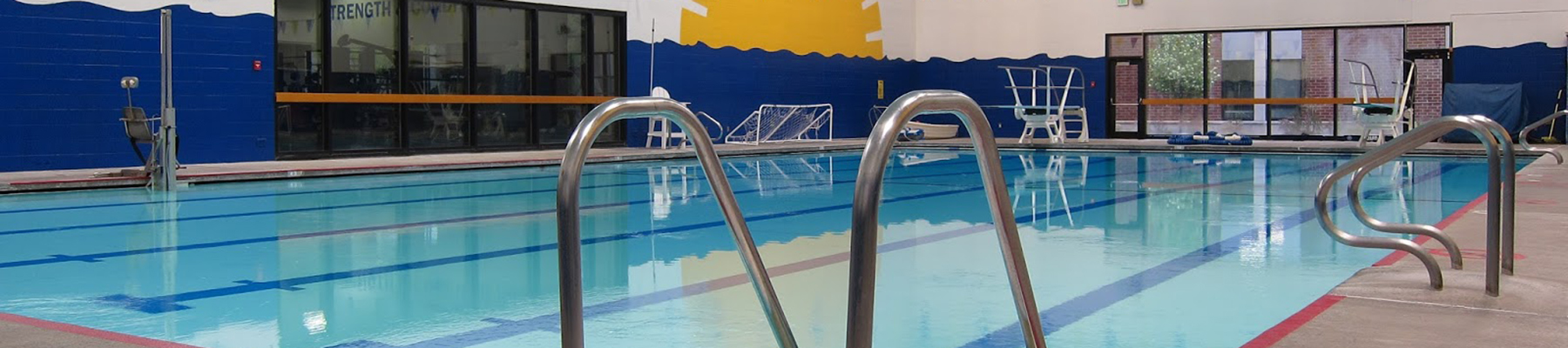 SCC Swimming Pool With Lanes