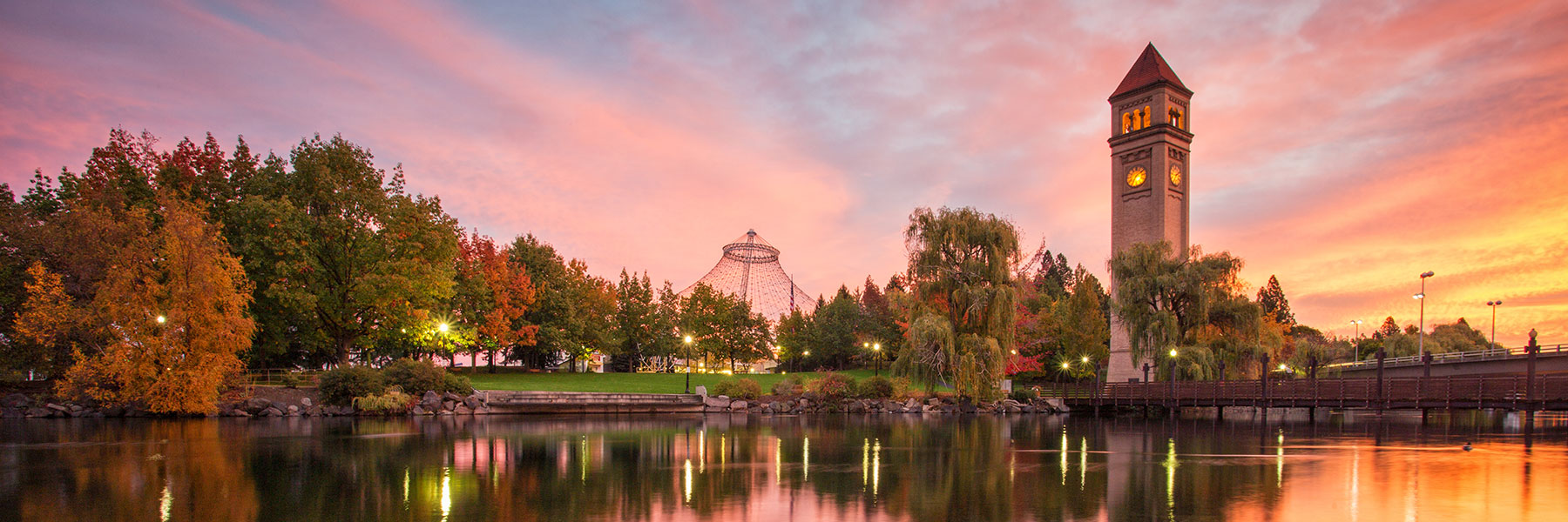 Discover Spokane