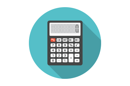 calculator illustration