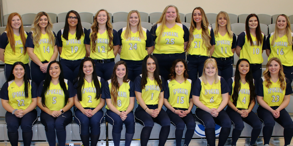 The 2018-19 Sasquatch Softball team