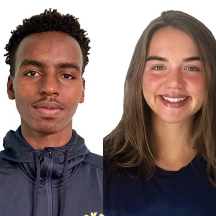 Sasquatch Sweep XC Athletes of the Week