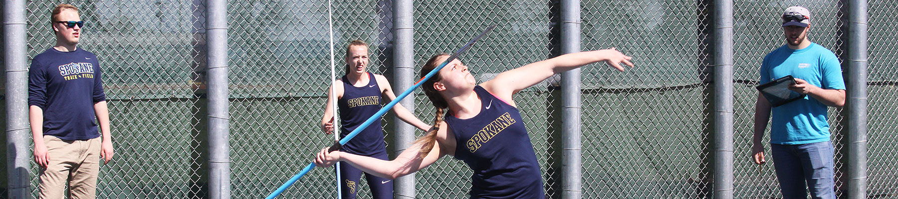 Track and Field Women's Javelin
