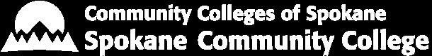 Spokane Community College Logo - Header