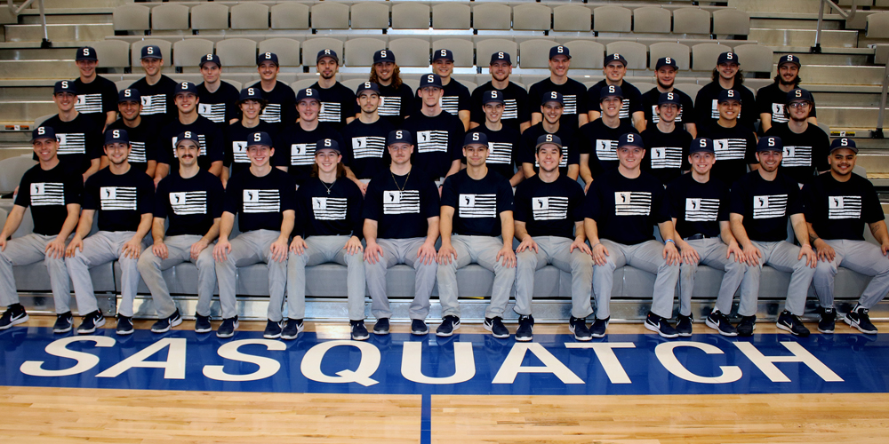 The Bigfoot Baseball team 2018-19