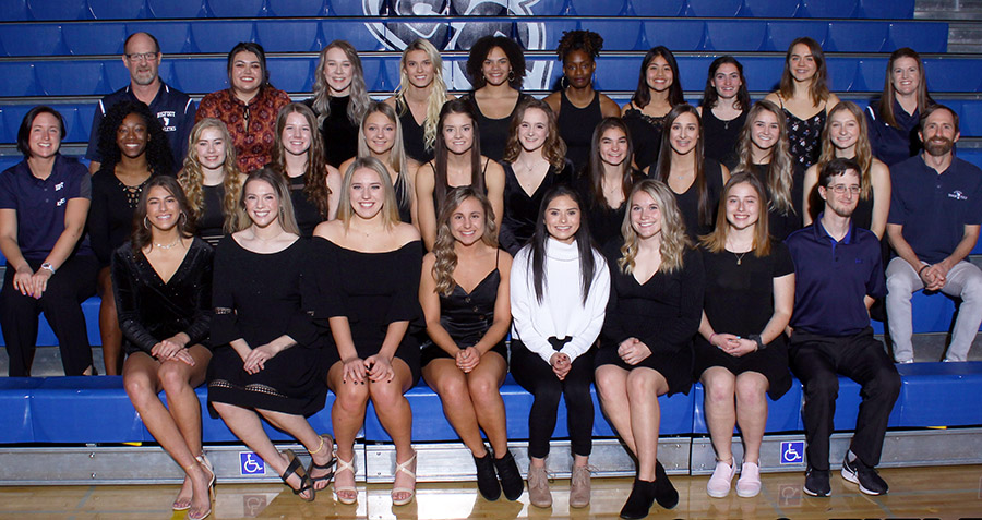 2018-19 Women's Track and Field Team